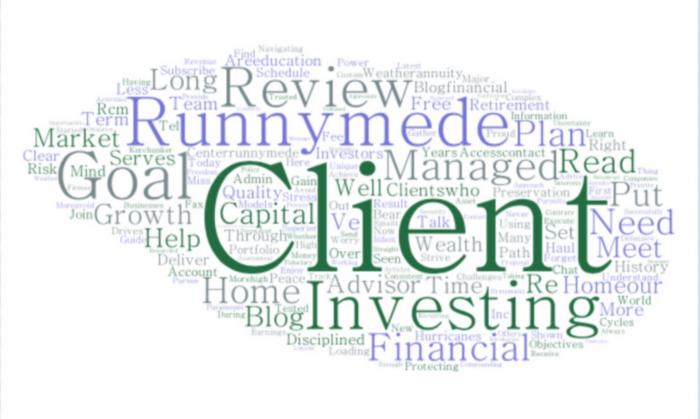 #FinHealthMatters: Runnymede Capital Management