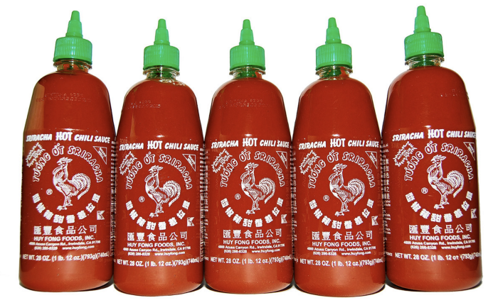 Sriracha and Superglue: Sometimes A Little Can Go a Long Way