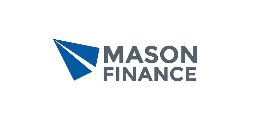 Mason Finance Now Licensed to Operate in California, Arizona, North Carolina, Pennsylvania and Tennessee
