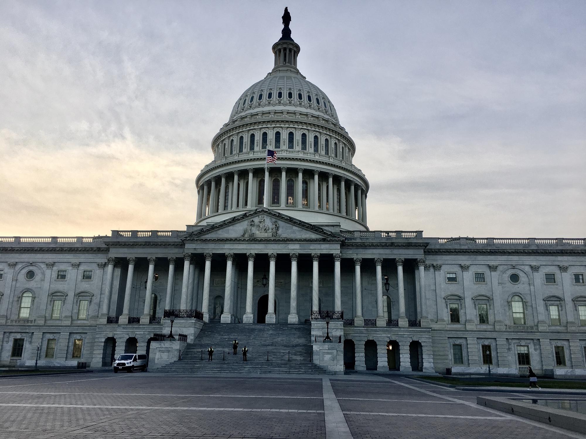 The U.S. Financial Health Pulse Goes to Washington
