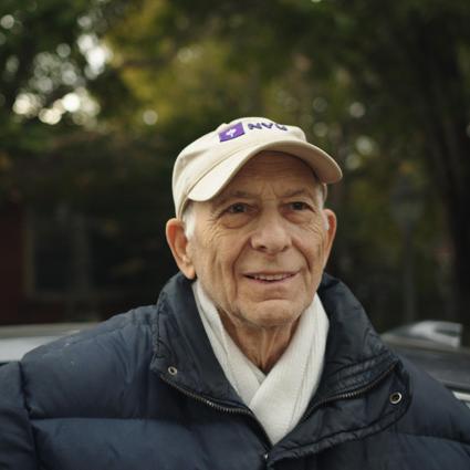 Howard S, 81<br>Skokie, IL