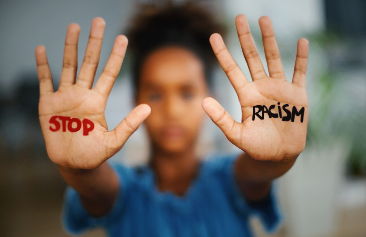 Speaking Out Against Racial Discrimination
