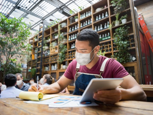 Risky Business: Pandemic Underscores How Strong Personal Financial Health Can Build Small Business Resilience